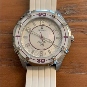Woman's Bulova Watch
